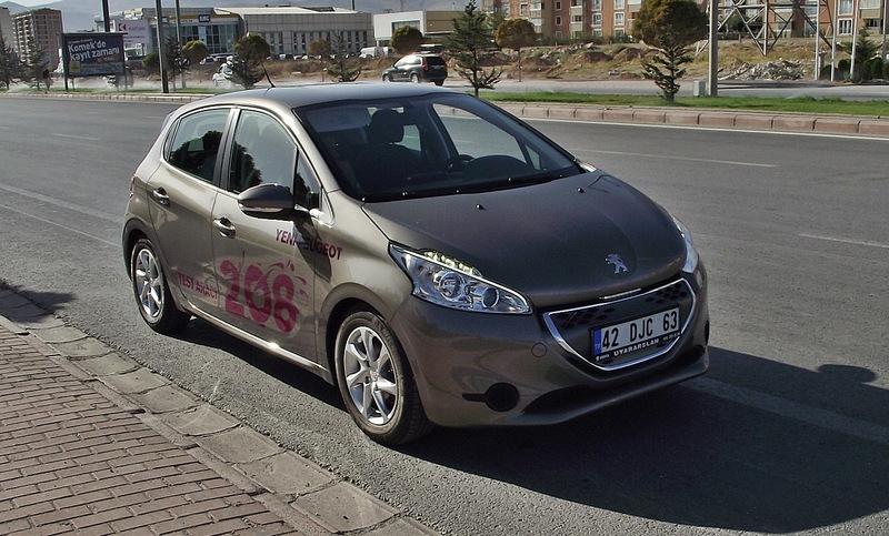 Peugeot 208 1 4 E Hdi Active Ismail Terzi