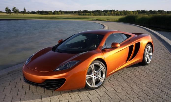McLarenMP4-12c