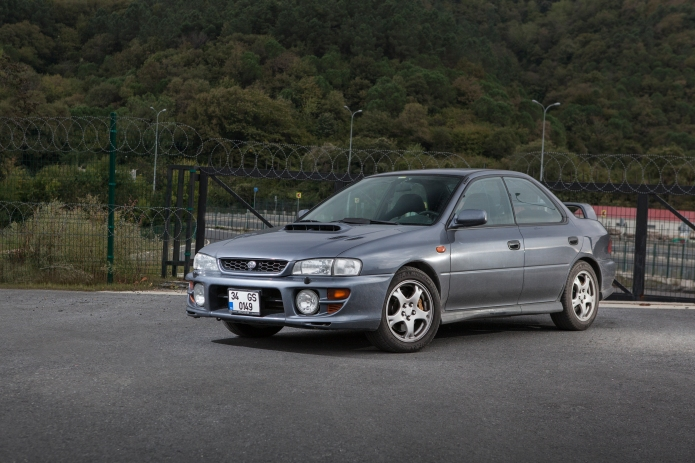 İsmail Terzi - Subaru Impreza GC8